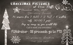 VRS Photo Fundraiser Appointments Available!