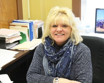 Lynne Webb has been named Director of Fiscal/Human Resources at Scioto County Developmental Disabilities. She has served as interim director since January, and has worked at SCDD for 13 years.