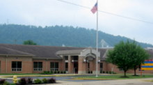 The Carousel Center is the location of the Board intake office and early childhood services.
